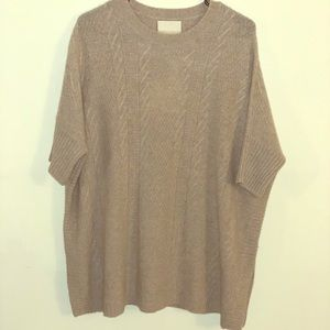 100% 2-Ply Cashmere sweater